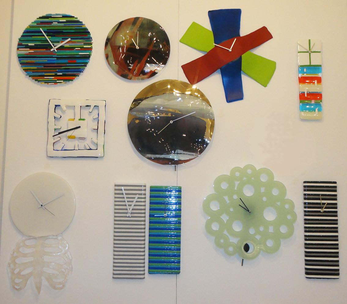 Orologi a parete (misure varie)